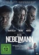 La ragazza nella nebbia - German DVD movie cover (xs thumbnail)