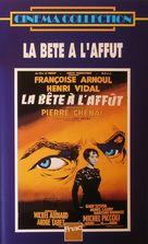 La bête à l'affût - French VHS cover (xs thumbnail)
