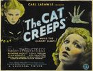The Cat Creeps - Movie Poster (xs thumbnail)
