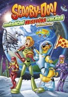 Scooby-Doo! Moon Monster Madness - Czech DVD movie cover (xs thumbnail)