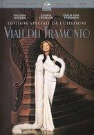 Sunset Blvd. - Italian DVD movie cover (xs thumbnail)