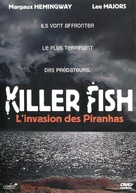 Killer Fish - French Movie Cover (xs thumbnail)