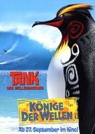 Surf's Up - German poster (xs thumbnail)
