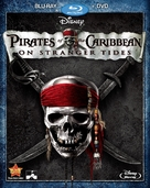 Pirates of the Caribbean: On Stranger Tides - Blu-Ray movie cover (xs thumbnail)