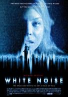 White Noise - Dutch Movie Poster (xs thumbnail)