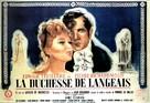 La duchesse de Langeais - French Movie Poster (xs thumbnail)