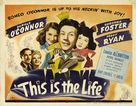 This Is the Life - Movie Poster (xs thumbnail)