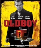 Oldboy - Blu-Ray movie cover (xs thumbnail)