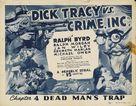 Dick Tracy vs. Crime Inc. - Movie Poster (xs thumbnail)