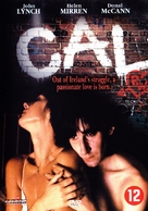 Cal - Dutch DVD cover (xs thumbnail)