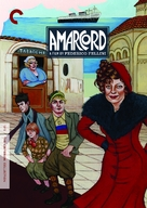 Amarcord - DVD movie cover (xs thumbnail)