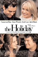The Holiday - Movie Poster (xs thumbnail)