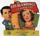 Mr. Blandings Builds His Dream House - Spanish Movie Poster (xs thumbnail)