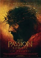 The Passion of the Christ - German Movie Poster (xs thumbnail)