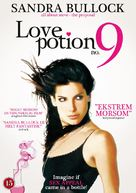 Love Potion No. 9 - Danish Movie Cover (xs thumbnail)