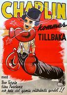 The Champion - Swedish Movie Poster (xs thumbnail)