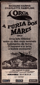 Orca - Brazilian poster (xs thumbnail)