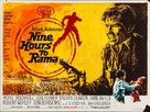 Nine Hours to Rama - British Movie Poster (xs thumbnail)