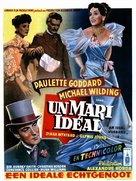 An Ideal Husband - Belgian Movie Poster (xs thumbnail)
