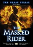The Masked Rider - DVD cover (xs thumbnail)
