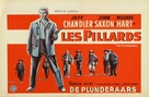 The Plunderers - Belgian Movie Poster (xs thumbnail)