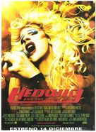 Hedwig and the Angry Inch - Spanish Movie Poster (xs thumbnail)