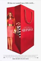 Confessions of a Shopaholic - Turkish Movie Poster (xs thumbnail)