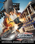 Fast & Furious: Supercharged - Movie Poster (xs thumbnail)
