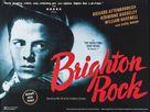 Brighton Rock - British Re-release poster (xs thumbnail)