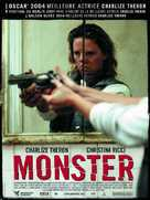 Monster - French Movie Poster (xs thumbnail)
