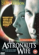 The Astronaut's Wife - British DVD cover (xs thumbnail)