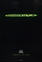 Godzilla - Advance movie poster (xs thumbnail)