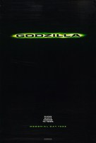 Godzilla - Advance poster (xs thumbnail)