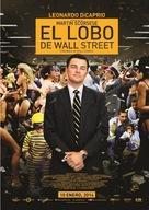 The Wolf of Wall Street - Mexican Movie Poster (xs thumbnail)