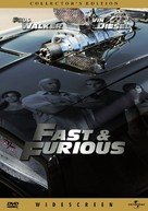 Fast & Furious - Movie Cover (xs thumbnail)