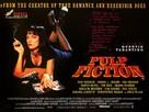 Pulp Fiction - British Movie Poster (xs thumbnail)