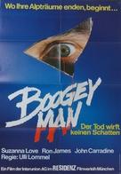 The Boogeyman - German Movie Poster (xs thumbnail)