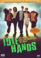 Idle Hands - Australian DVD cover (xs thumbnail)