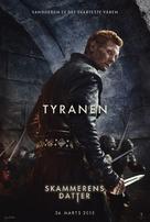 Skammerens datter - Danish Movie Poster (xs thumbnail)