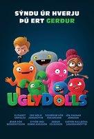 UglyDolls - Icelandic Movie Poster (xs thumbnail)