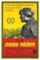 Easy Rider - Australian Movie Poster (xs thumbnail)