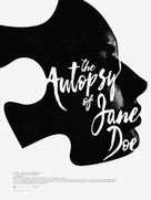 The Autopsy of Jane Doe - poster (xs thumbnail)