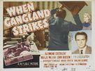 When Gangland Strikes - Movie Poster (xs thumbnail)