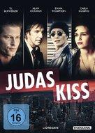 Judas Kiss - German Movie Cover (xs thumbnail)
