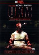 Ultimate Killing Machine - Polish Movie Cover (xs thumbnail)