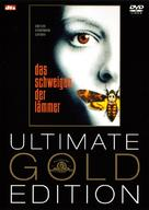 The Silence Of The Lambs - German Movie Cover (xs thumbnail)