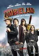 Zombieland - Romanian Movie Poster (xs thumbnail)