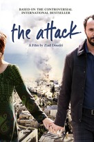The Attack - DVD cover (xs thumbnail)