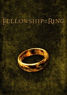 The Lord of the Rings: The Fellowship of the Ring - DVD cover (xs thumbnail)