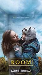 Room - Norwegian Movie Poster (xs thumbnail)